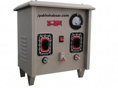 دستگاه شارژ باطری 4 باطری الکترو صنعت
