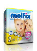 مولفيكس سايز 2 / بسته 16 تايي