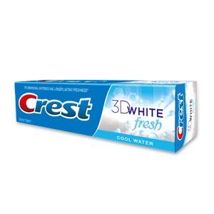 خمیر دندان سفید و خنک کننده کرست 100میلی(Crest)