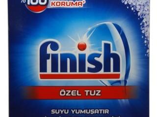 نمک ماشین ظرفشویی 1.5کیلویی فینیشfinish