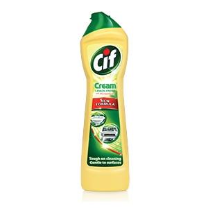 کرم تمیز کننده سطوح سیف، Cif 750ml
