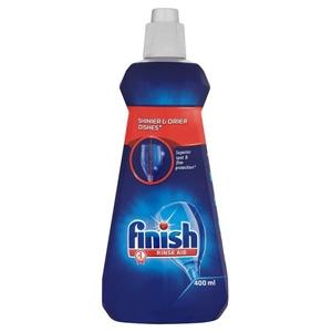 مایع جلادهنده ماشین ظرفشویی فینیشfinish 400ml