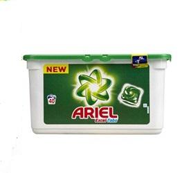 قرص لباسشویی آریل 40 تايي Ariel - Excel Tab