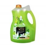 مایع دستشویی اکتیو 3500 گرمی سبز