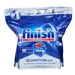 قرص ماشین ظرفشویی فینیش کوانتوم  100عددی