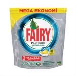 قرص ماشین ظرفشویی پلاتینيوم43 تايي فیري (Fairy)