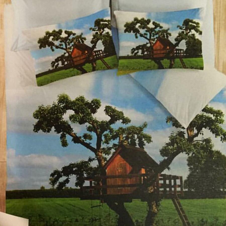 روتختی سه بعدی دونفره TREE HOUSE