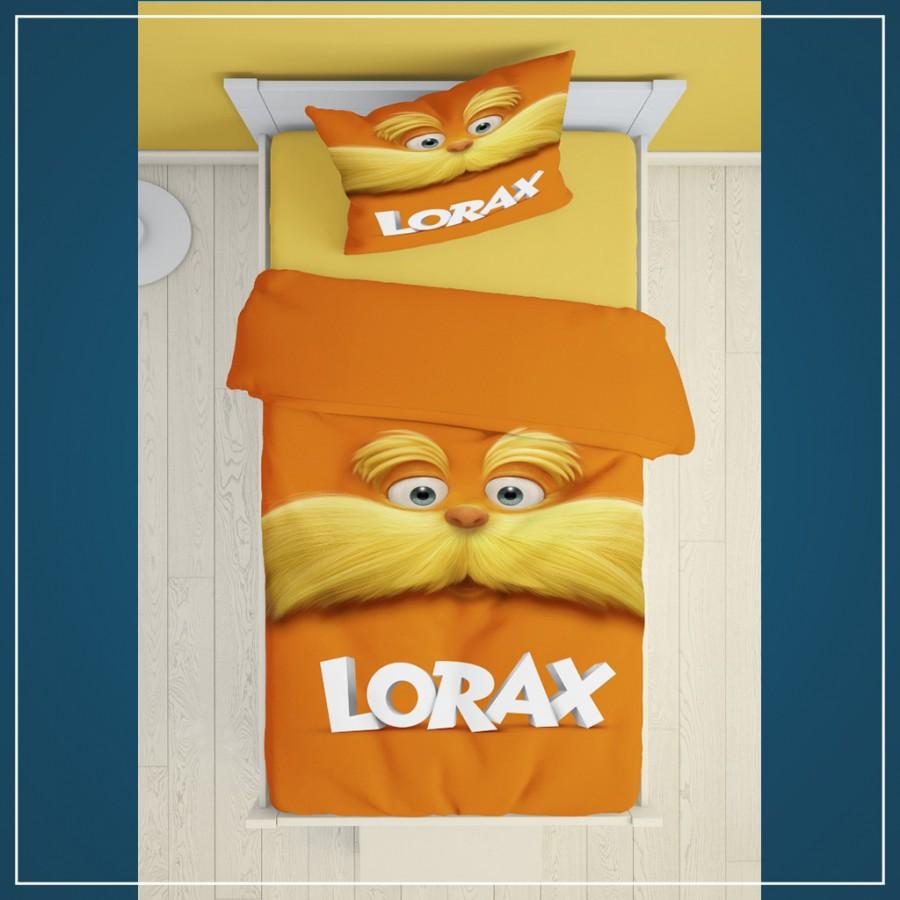 روتختی سه بعدی لوراکس lorax کد 2038