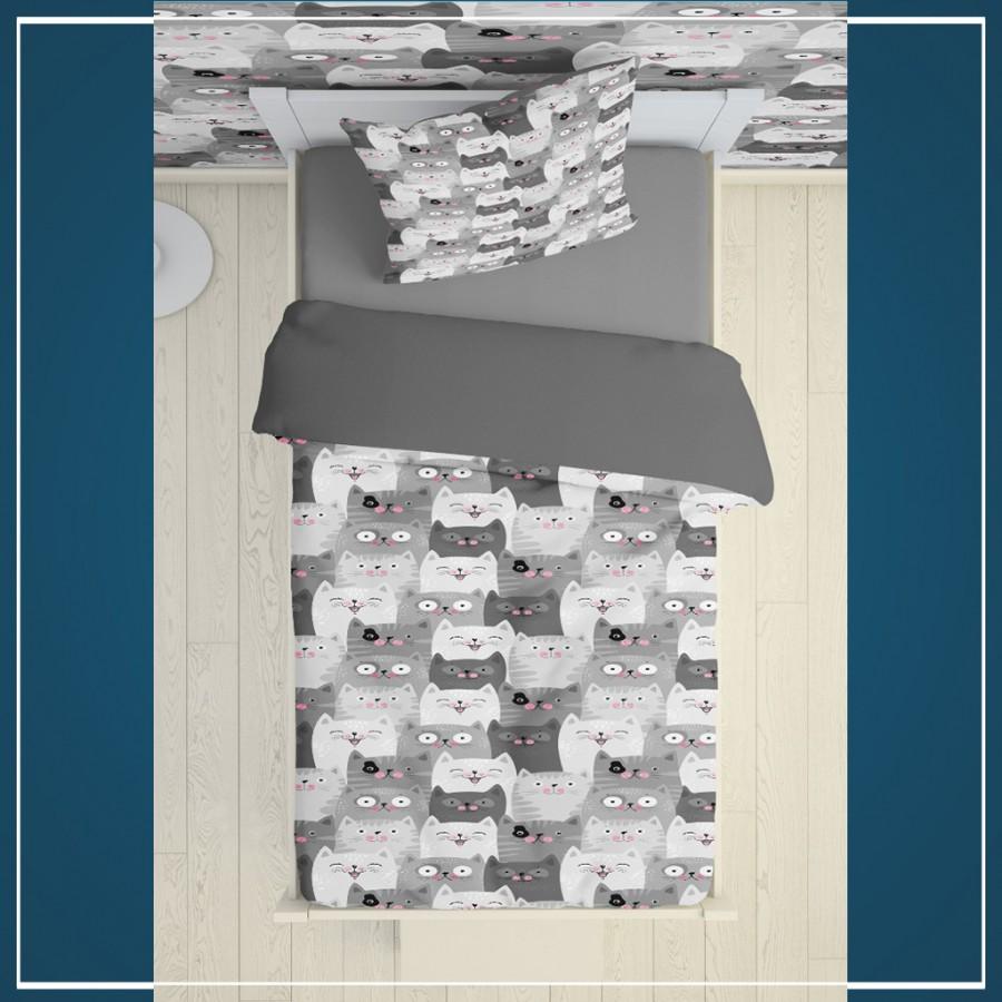 روتختی سه بعدی طوسی پیشی کد 2143