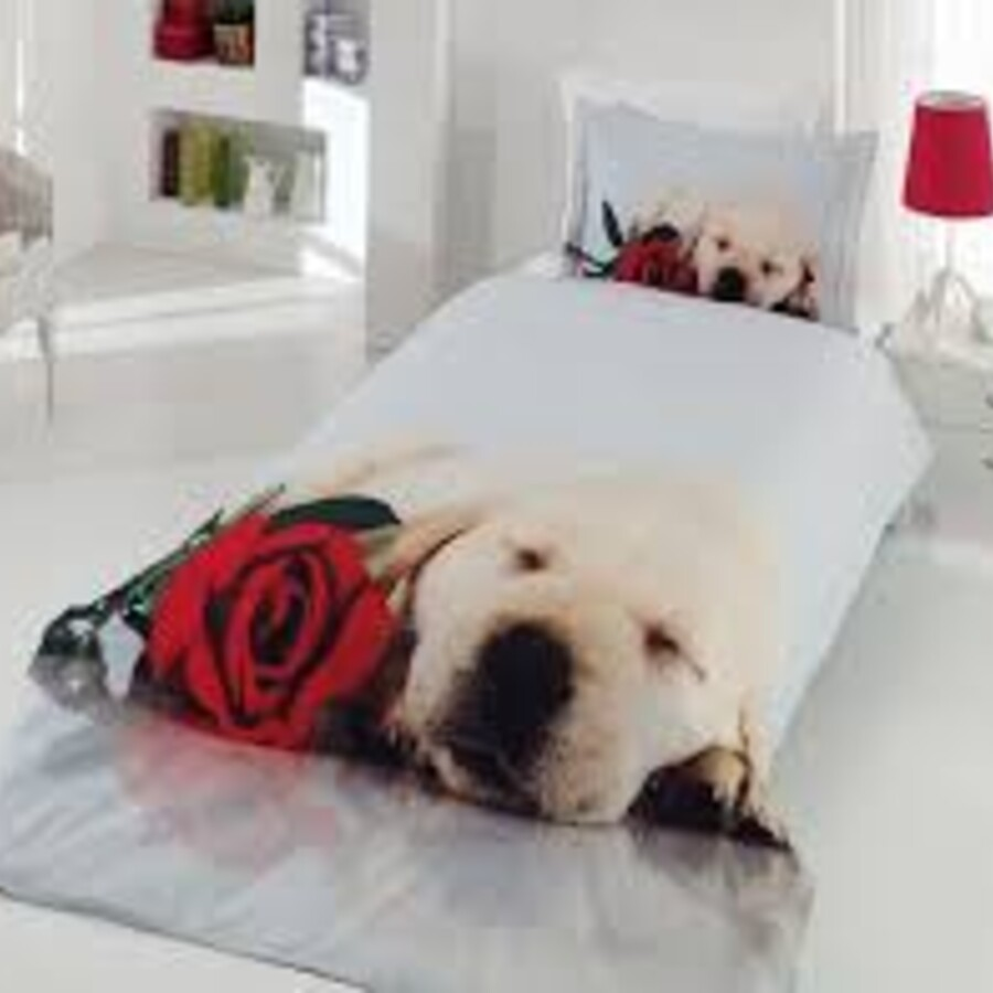 روتختی سه بعدی یکنفره SLEEPING DOG