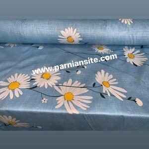 روتختی آبی گلدار
