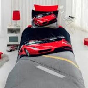 روتختی سه بعدی یکنفره  RED CAR