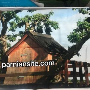 سه بعدی دونفره TREE HOUSE