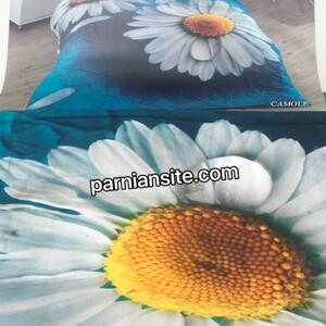 سه بعدی BLUE FLOWERS
