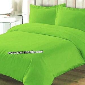 روتختی سبز تک رنگ ساده