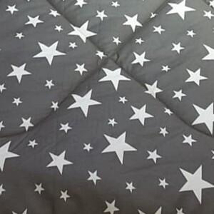 روتختی اسپرت ستاره و راه راه  طوسی کد 664