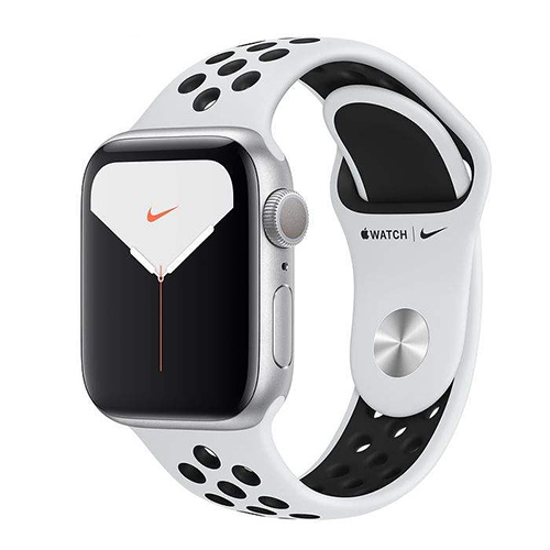 Apple Watch Series 5 40mm Aluminum Case With Nike Sport Band