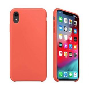 Apple iPhone XR Silicone Case Soft Touch