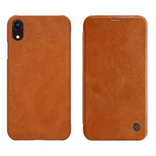 Apple IPhone XR Nillkin Qin Leather Case