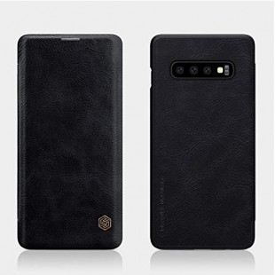 Samsung Galaxy S10 Nillkin Qin Leather Case
