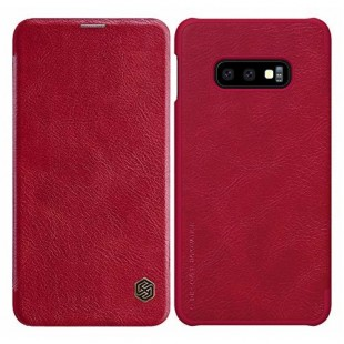 Samsung Galaxy S10e / S10 Lite Nillkin Qin Leather Case