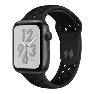 Apple Watch Series 6 44mm Space Gray Aluminum Case with Nike Sport Band