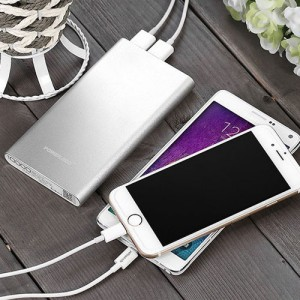 Poweradd Pilot 2GS MP-131003SL 10000mAh Power Bank With Lightning Cable