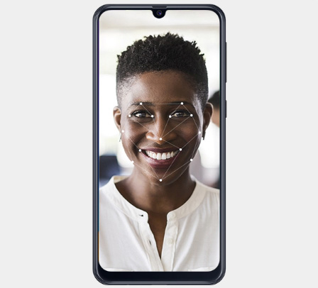 galaxy m21 face recognition