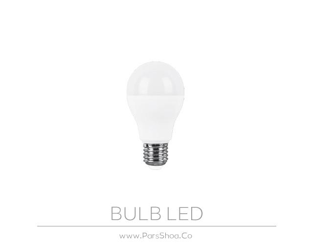 لامپ LED حبابی 12 وات پارس شعاع توس