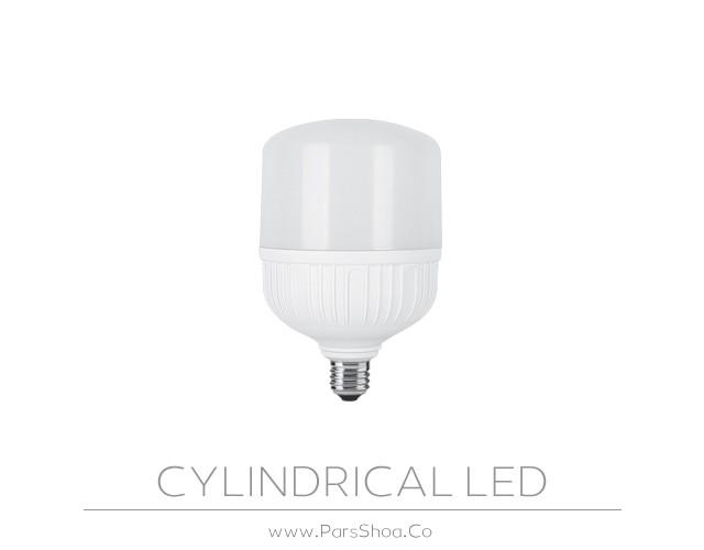 لامپ LED استوانه ای 30 وات پارس شعاع توس