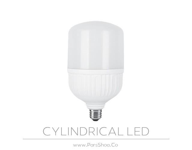 لامپ LED استوانه ای 50 وات پارس شعاع توس
