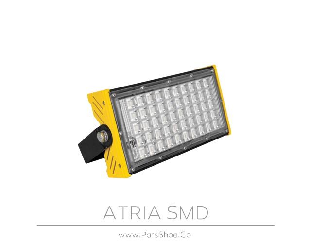 پروژکتور آتریا 50 وات SMD پارس شعاع توس
