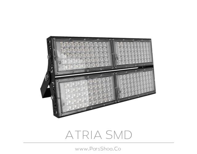 پروژکتور صنعتی آتریا 200 وات SMD پارس شعاع توس