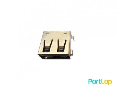 جک یو اس بی لپ تاپ اچ پی USB Jack HP 2560p