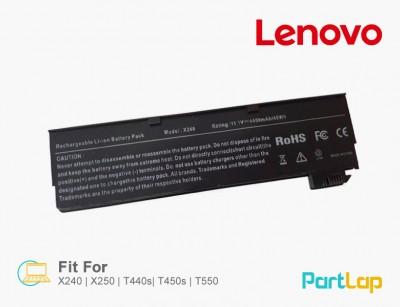باتری لپ تاپ لنوو مناسب لپ تاپ Lenovo ThinkPad T440s