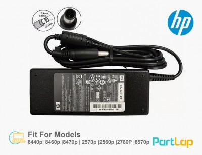 آداپتور لپ تاپ اچ پی 19V 4.7A 90W 7.4*5.0mm