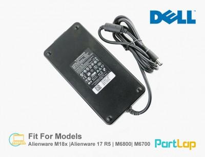 شارژر لپ تاپ دل 19.5 ولت 12.3 آمپر  240 وات مدل GA240PE1-00
