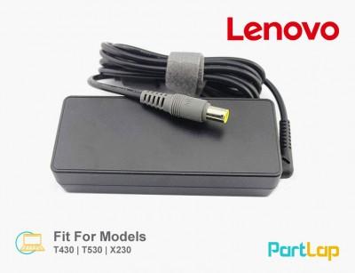 شارژر لپ تاپ لنوو 20 ولت 4.5 آمپر 90 وات مدل  ADLX90NLT2A
