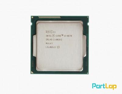 سی پی یو برند Intel سری Haswell پردازنده Core i5 4670 نسل چهار