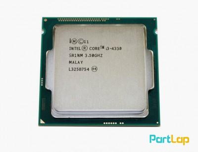 سی پی یو برند Intel سری Haswell پردازنده Core i3 4330 نسل چهار