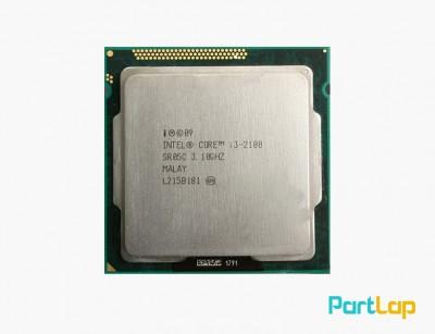 سی پی یو برند Intel سری Sandy Bridge پردازنده Core i3 2100 نسل دوم