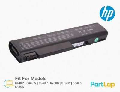 باتری لپ تاپ HP مناسب لپ تاپ HP Compaq 6735b
