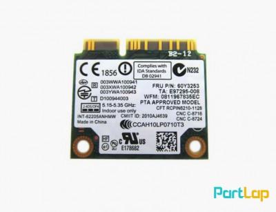 کارت شبکه بی سیم اینتل دو باند مدل Advanced-N 6205 60Y3253
