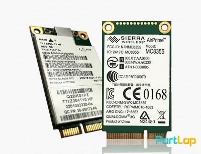 ماژول سیم کارت لپ تاپ HP مدل Sierra WWAN 702080-001 634400-001 3G Card