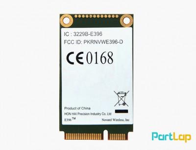 ماژول سیم کارت لپ تاپ DELL مدل Novatel  WWAN 3229B-E396 3G Card