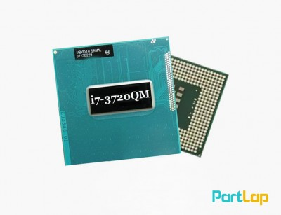 سی پی یو Intel سری Ivy Bridge مدل Core i7 3720QM نسل سوم