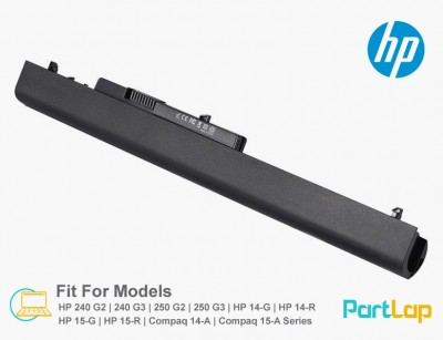 باتری لپ تاپ اچ پی مناسب لپ تاپ HP Compaq 14-a
