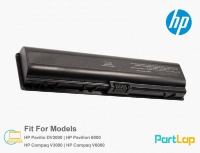باتری لپ تاپ HP مناسب لپ تاپ HP Compaq V3000