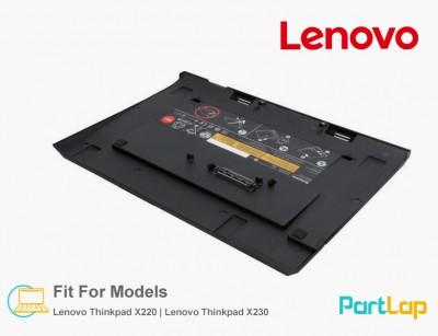 داک باتری لپ تاپ لنوو مناسب لپ تاپ Lenovo ThinkPad X230