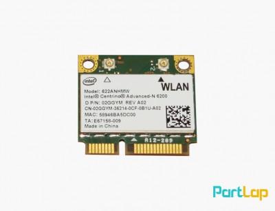 کارت شبکه بی سیم اینتل دو باند مدل Intel Centrino N 6200 02GGYM